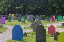 Gravestone Color