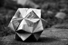 Oragami Ball fixed